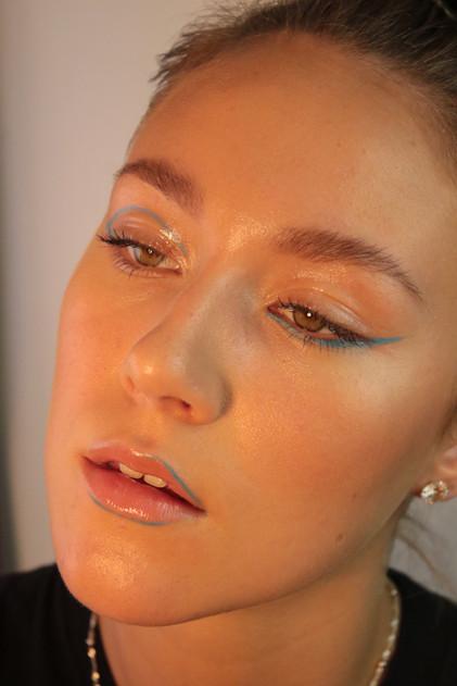 The Makeup Technicians Student Work - B CREATIVE