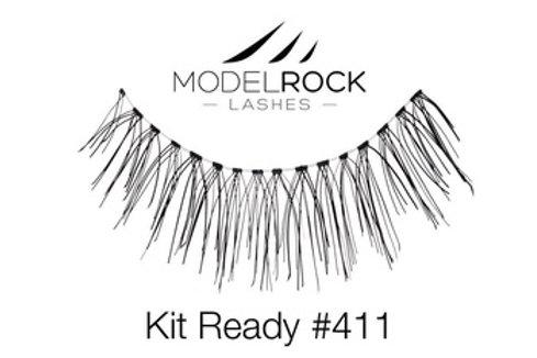 "ModelRock Lashes - ""#411"""