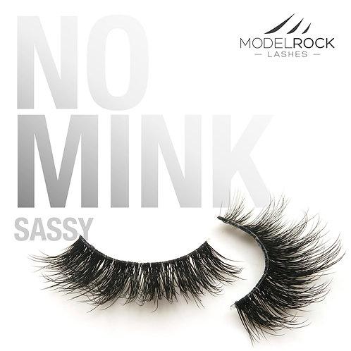 ModelRock Lashes No Mink // Mink-A-Like - Sassy