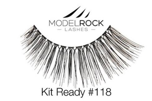 "ModelRock Lashes - ""#118"""