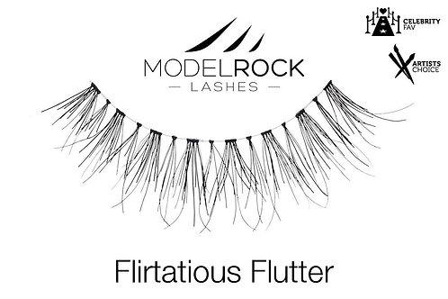 ModelRock Lashes - Flirtatious Flutter