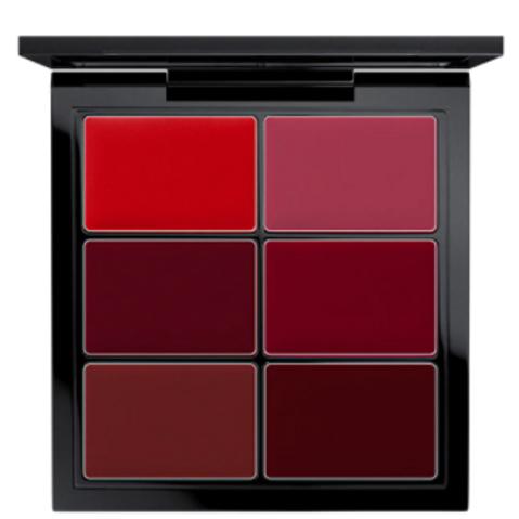 6 Colour Lip Palette