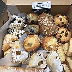 breakfast Assorted Baked Goods