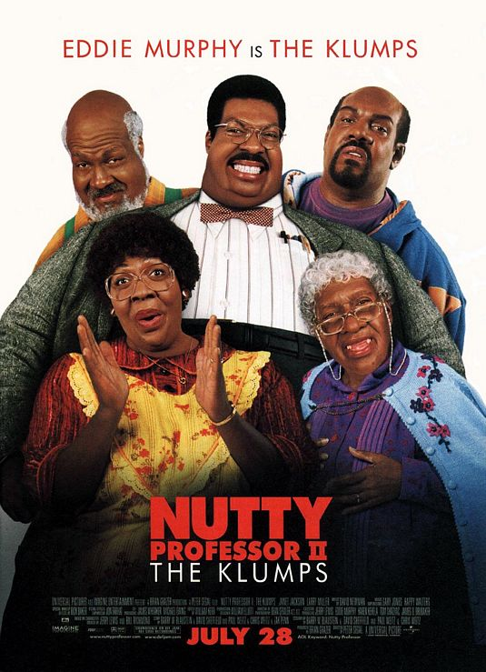 NUTTY PROFESSOR II - THE KLUMPS