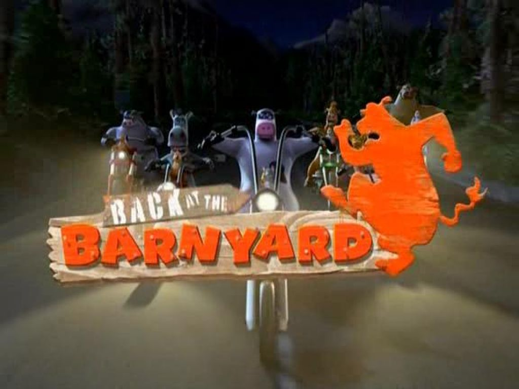 BACK AT THE BARNYARD