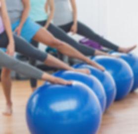Cours colectifs Pilates/TABATA
