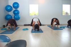 Yoga collectif