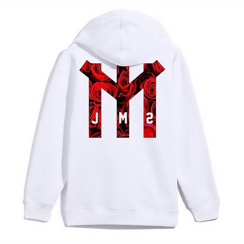 THE M ROSE JM$ HOODIE