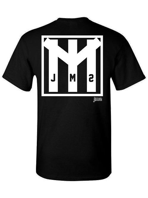 JMS M BLOCK LOGO TEE