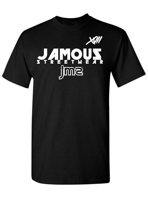JAMOUS X JMS STREETWEAR  TEE