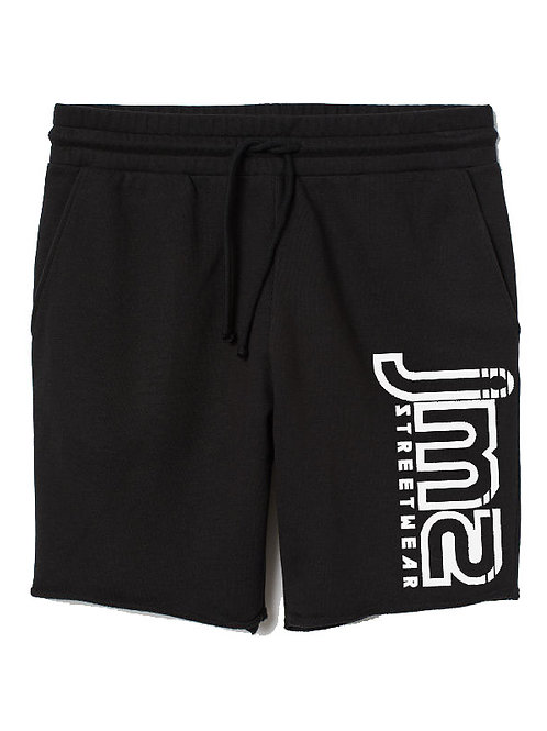 JMS RAW-EDGED FLEECE SWEATSHORTS