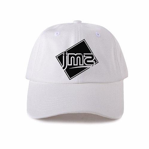 JMS BRICK LOGO STRAPBACK HAT