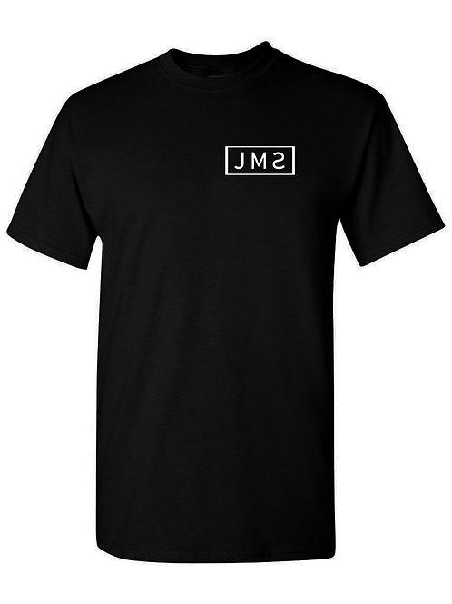 JMS SIMPLE LOGO TEE