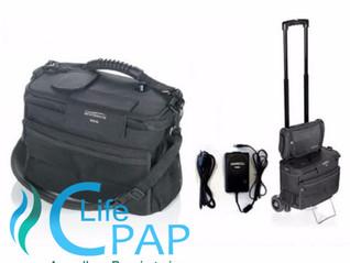 CPAP RJ | Locação Concentrador de Oxigênio Portátil Evergo Philips Respironics (21) 3594-6160