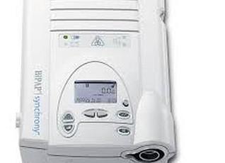 BiPAP Synchrony II com AVAPS - Philips Respironics | (21) 3495-6160