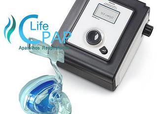 Kit CPAP BASIC SYSTEM ONE + MÁSCARA INSPIRA - (21) 3594-6160