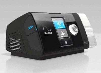 CPAP AirSense 10 Autoset + Umidificador Integrado