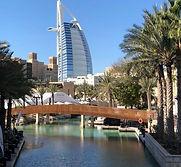 DUBAI - Madinat Jumeirah, Burj Al Arab.J