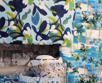 Tissu Lalie Design, collection Alohabis