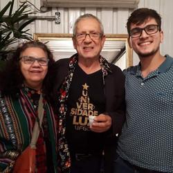 Entrevista com Geraldo Espíndola 2018