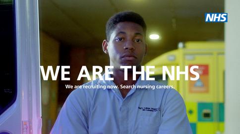 NHS - MEN IN NURSING
