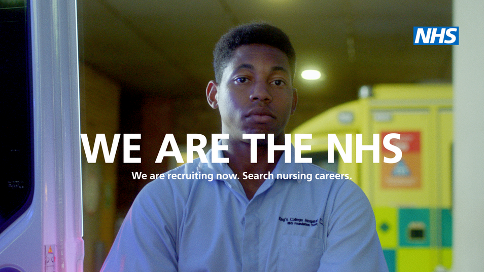 NHS - MEN IN NURSING