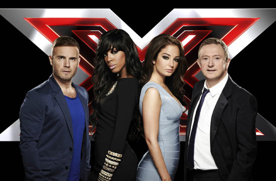 The X Factor 2011