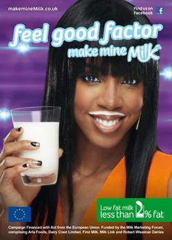 Kelly Rowland - Make Mine Milk