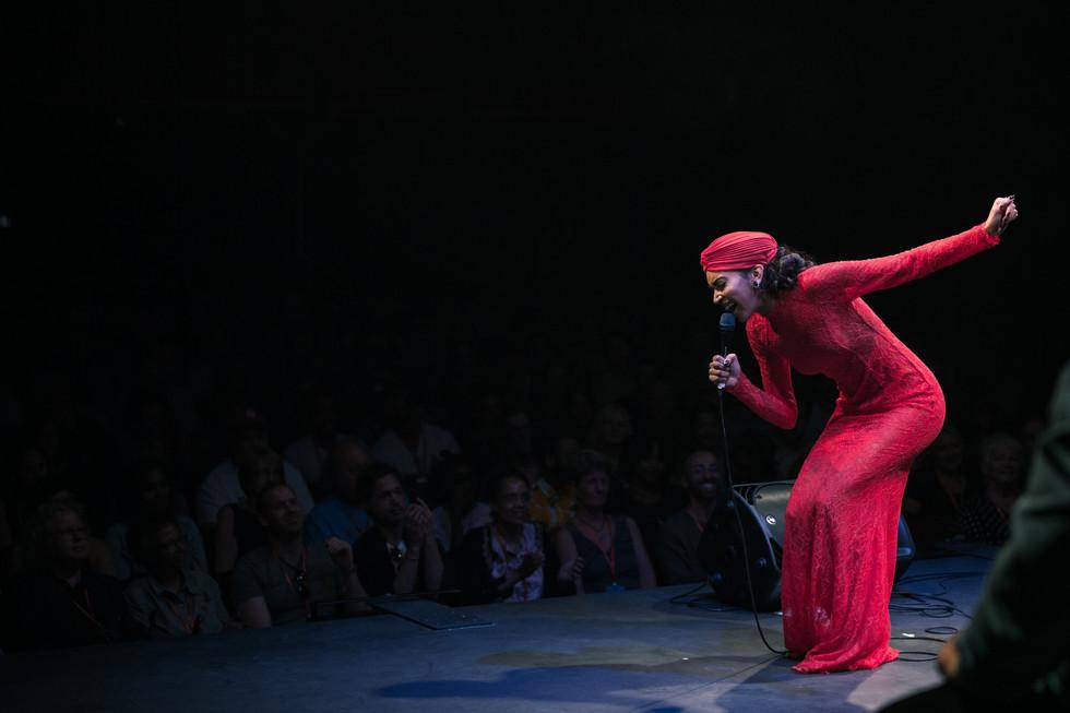 judi jackson - live at theatre royal - j
