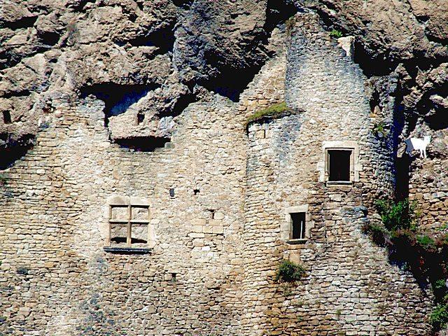 Le château des Anglais