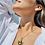 Thumbnail: Mona Medallion Necklace