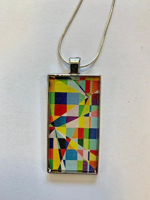 TW Restoration Pendant Necklace: Kitschy Collaboration