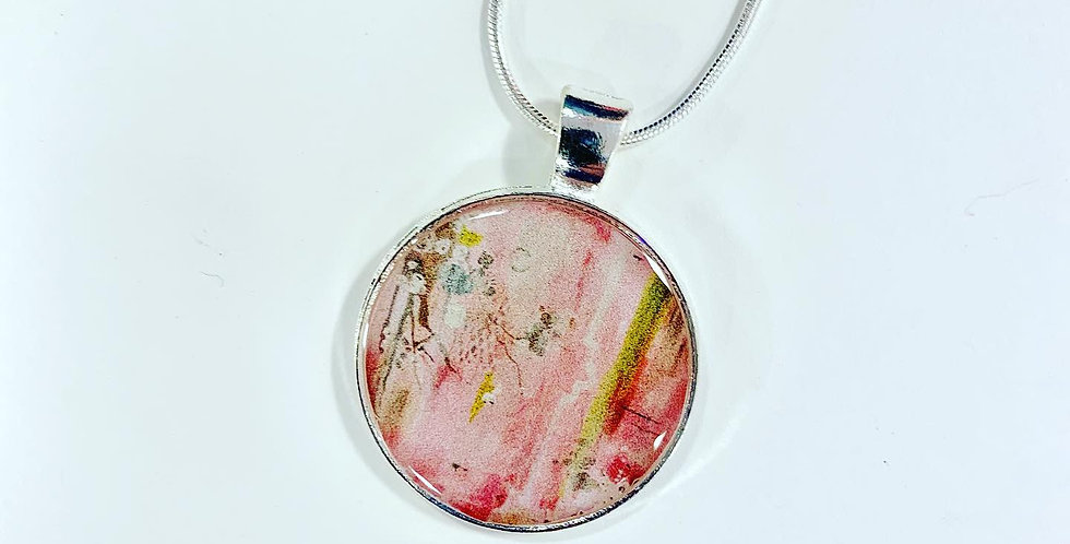 Be Well Necklace: Mary Ellen Thomas
