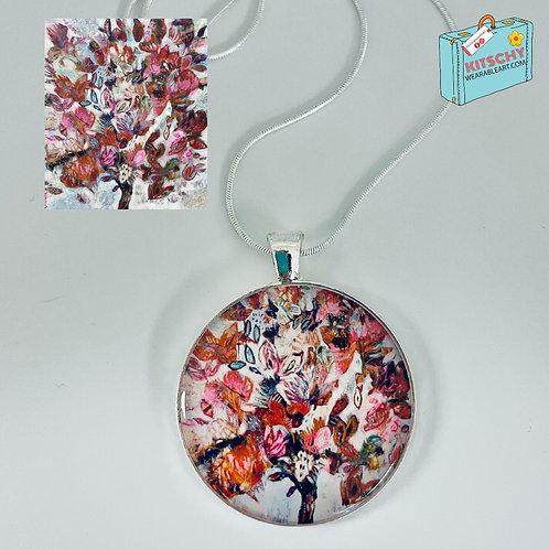 Everlong Tree Necklace by Vivian Borsani