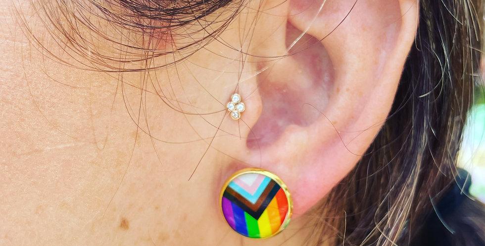 Pride Stud Earrings