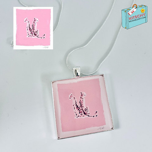 Cheetahs Necklaceby Lauren DePalo Design