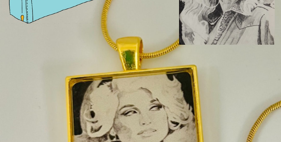 Dolly Necklace by Sarah Judd