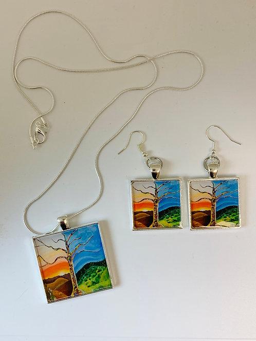 Hope Jewelry Set