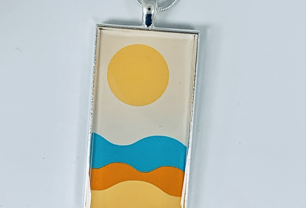 Sun Valley Necklace