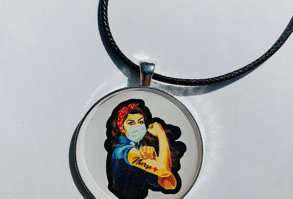 Nurse Strong Necklace