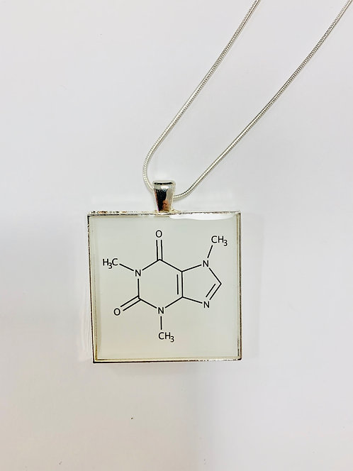 Element Caffeine Necklace