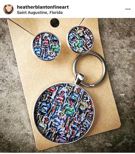 Custom Wearable Art by Heather Blanton