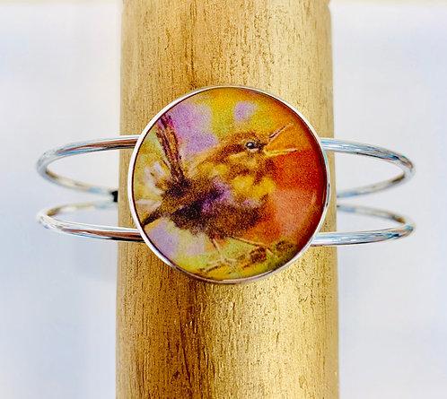 Wren Bangle: Donna Theresa Collection