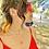 Thumbnail: Mini Pink Cheetah Necklace