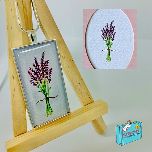 Lavender by Stout's Studio Art