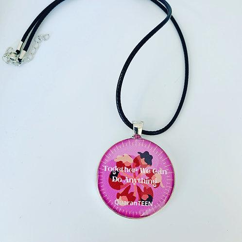 QuaranTEEN Necklace & Keychain