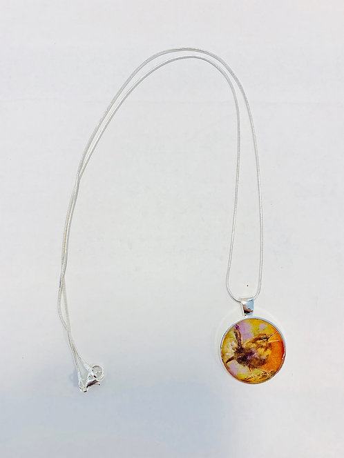 Wren Necklace: Donna Theresa Collection