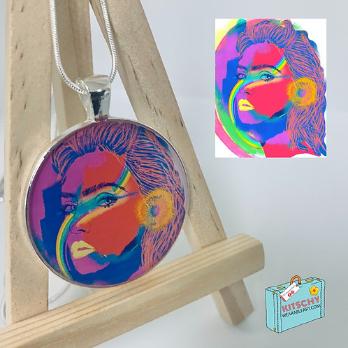 Rainbows Necklace by Sharon Volpe