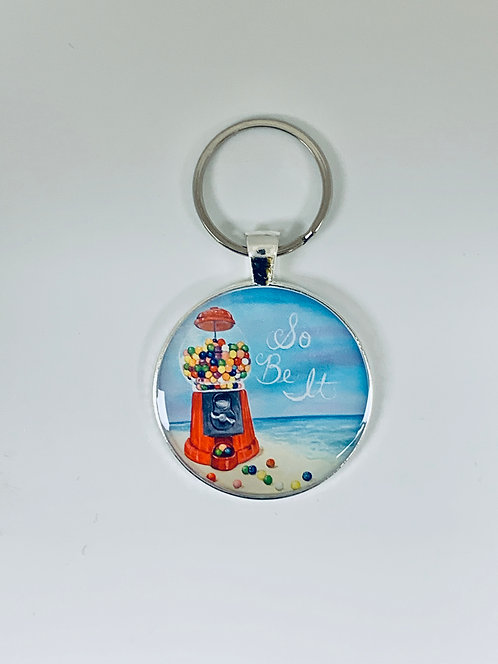 So Be It Keychain by Honey Hilliard