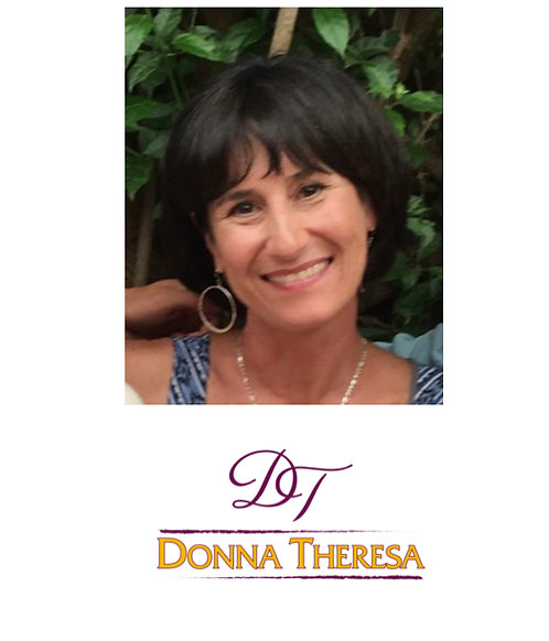 Donna Theresa Custom Wearable Art